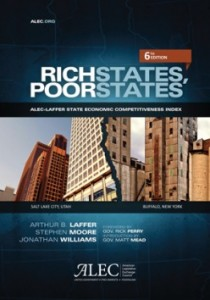 Rich States, Poor States, sixth edition