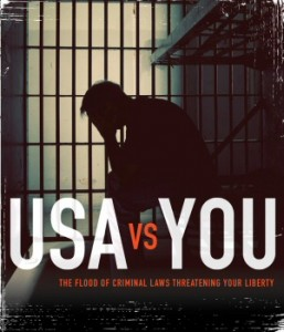 USA vs. You cover