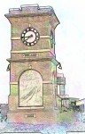 Delano Clock Tower, Wichita