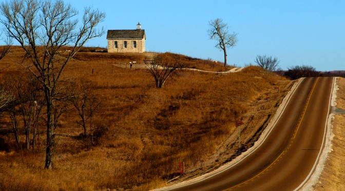 Tallgrass National Prairie Preserve in the Kansas Flint Hills