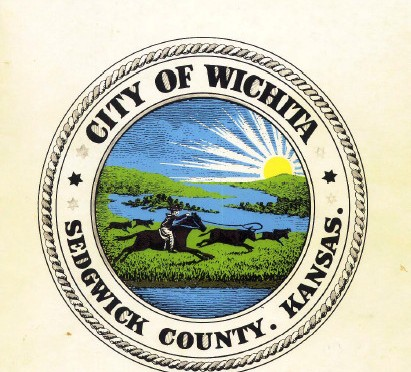 Wichita City Budget Cover, 1960