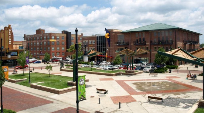 Wichita Old Town Square