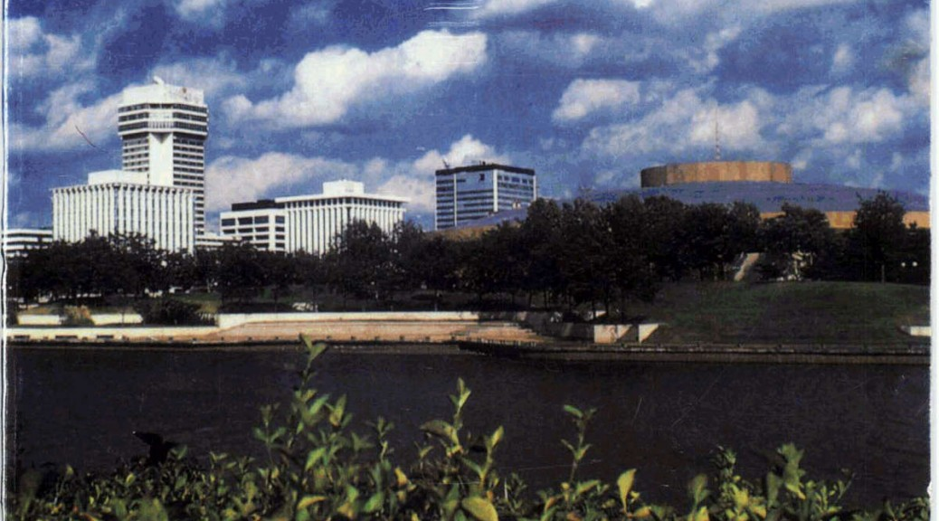 Wichita City Budget Cover, 1996