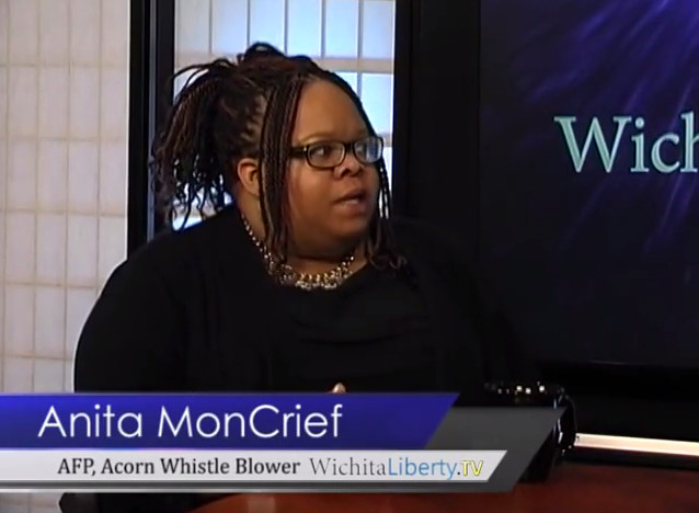 Anita MonCrief, WichitaLiberty.TV, September 16, 2014