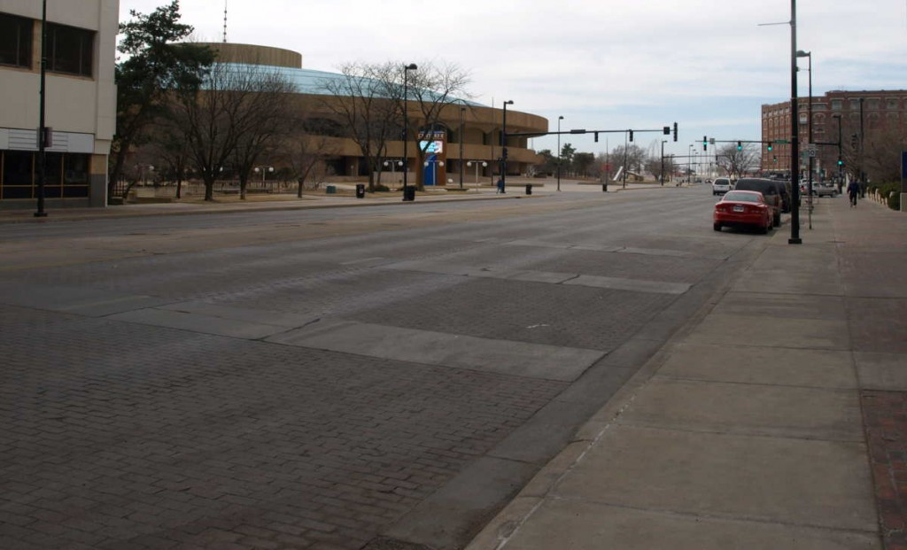 Wichita has unmet maintenance requirements, and many wants on top of that.