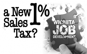Wichita job development sales tax Kansas Policy Institute