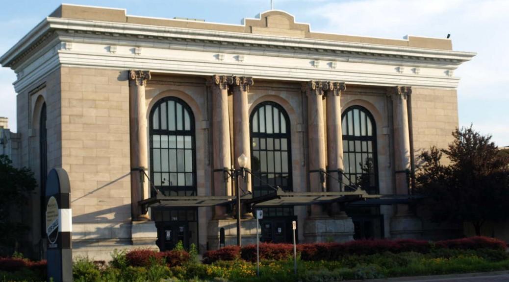 Wichita's Union Station in 2009