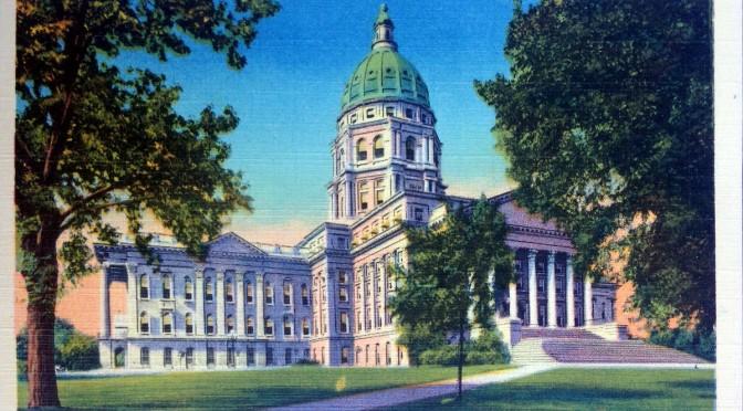 Kansas State Capitol Topeka Kansas 2015-02-09 15.26.43
