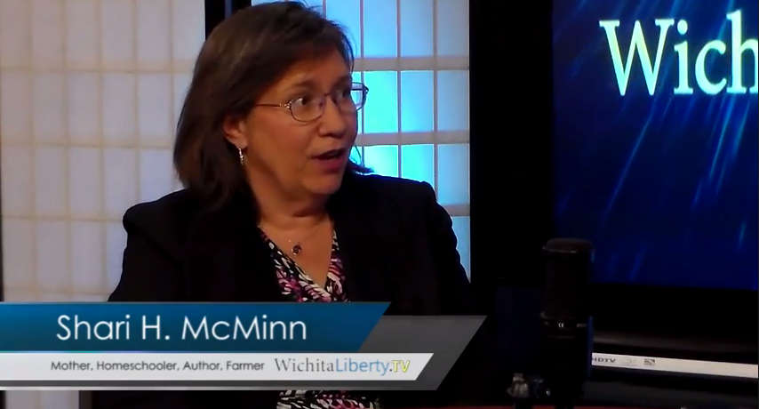 WichitaLiberty.TV Shari Howard McMinn 2015-04-26