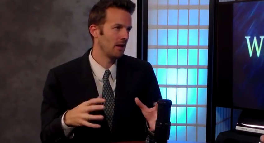 Joseph Ashby on WichitaLiberty.TV 2015-06-21