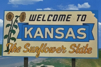 Welcome to Kansas 2015-08-24