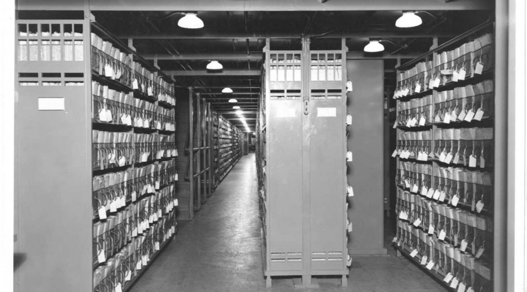 Veterans Bureau records