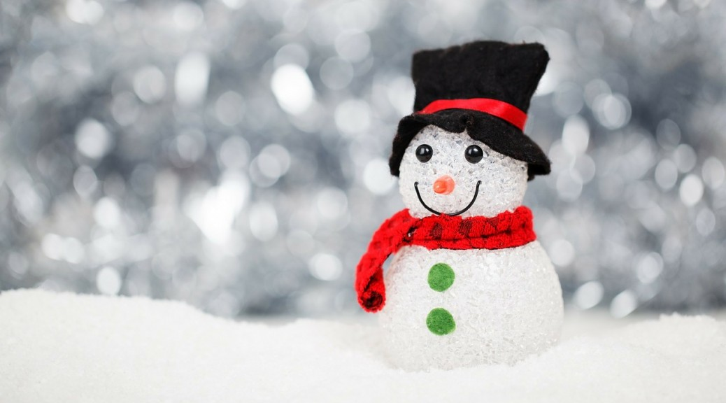 Snow man christmas-316448_1280