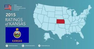 ACU Ratings Kansas Legislature 2015 cover
