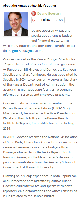 Duane Goossen biography