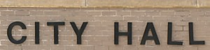 Wichita city hall logo