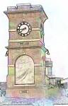 Delano Clock Tower, Wichita