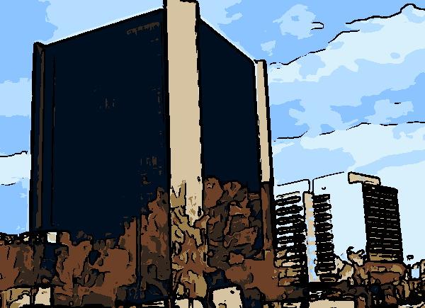 Wichita City Hall.