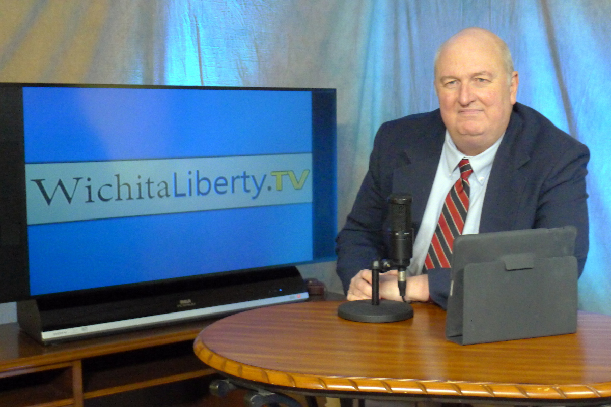 WichitaLiberty.TV: Kansas school finance and reform, Charles Koch on why he fights for liberty