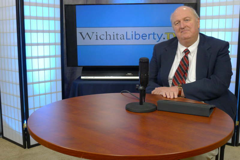 WichitaLiberty.TV: Government accounting, Government ownership of infrastructure, and Wichita commercial property taxes
