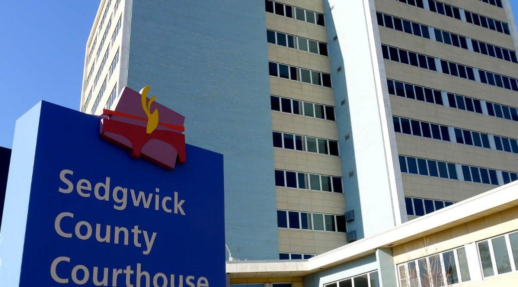 Sedgwick County Courthouse 2014-03-23