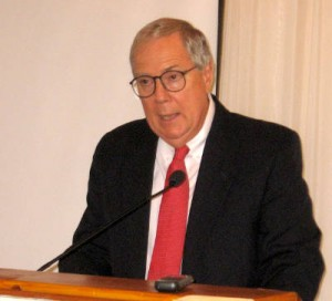Dwight D. Keen at Wichita Pachyderm Club, August 8, 2014