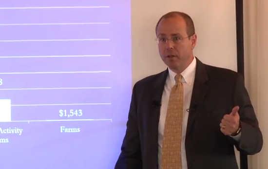 Water, economic development discussed in Wichita