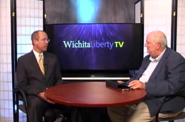 WichitaLiberty.TV: Economist Art Hall on Wichita's water and economic development