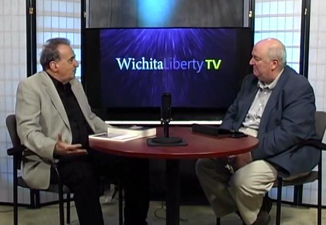 WichitaLiberty.TV: Author and philosopher Andrew Bernstein