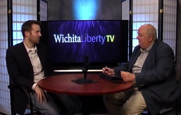 WichitaLiberty.TV: Radio show host Joseph Ashby