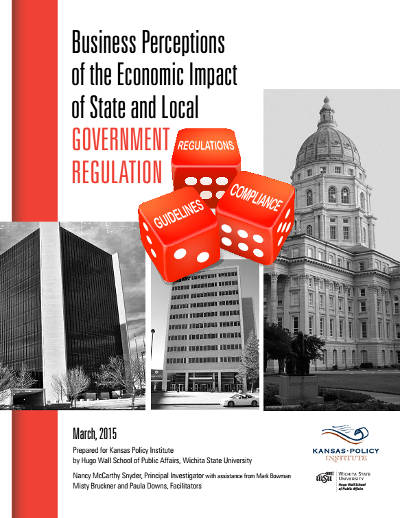 Study on state and local regulation released