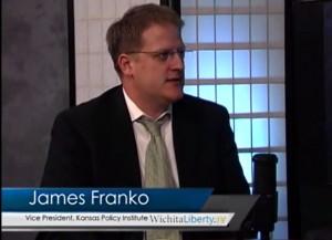 James Franko WichitaLiberty.TV 2015-04-05