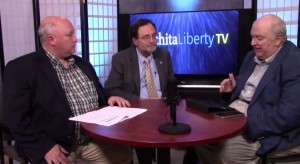 WichitaLiberty.TV 2015-07-26 Karl Peterjohn Richard Ranzau