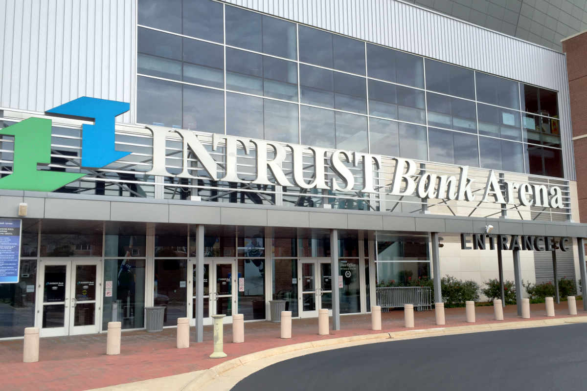 Intrust Bank Arena economic impact holds mistake