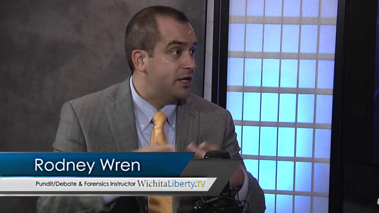 WichitaLiberty.TV: Debate expert Rodney Wren and the presidential debates