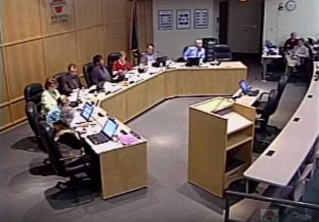 Sometimes citizens have taken it upon themselves to post Wichita school board video on YouTube so that citizens and taxpayers may view meetings. Click for an example.
