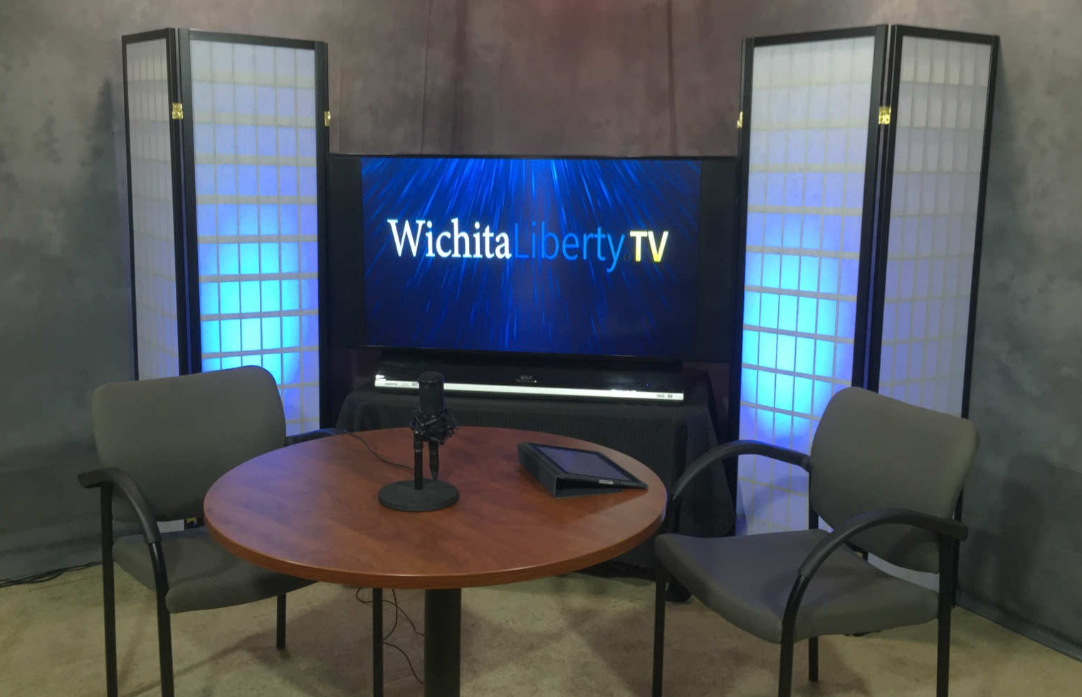 WichitaLiberty.TV: Sales tax exemptions, criminal justice reform, and charity