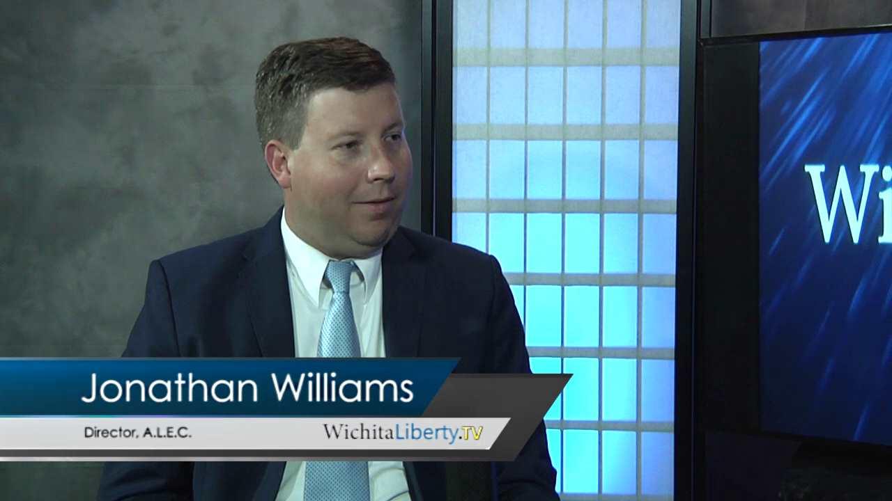 WichitaLiberty.TV: Jonathan Williams of American Legislative Exchange Council