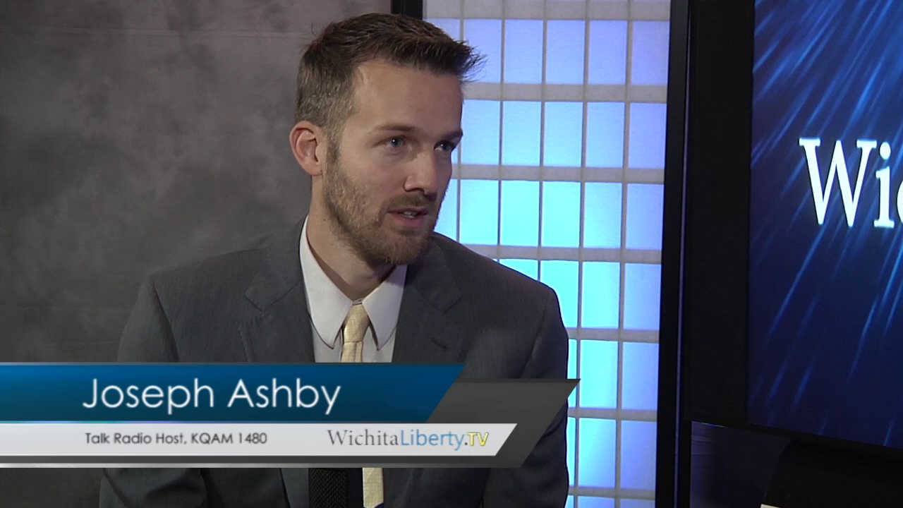 WichitaLiberty.TV: Radio talk show host Joseph Ashby