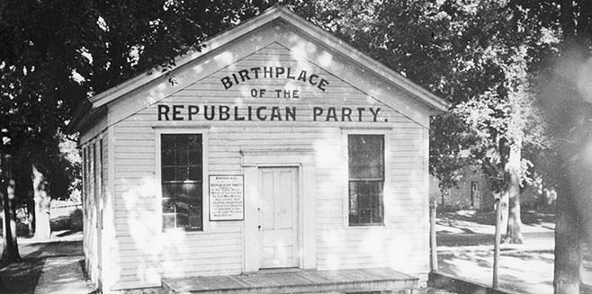 Republican Party birthplace