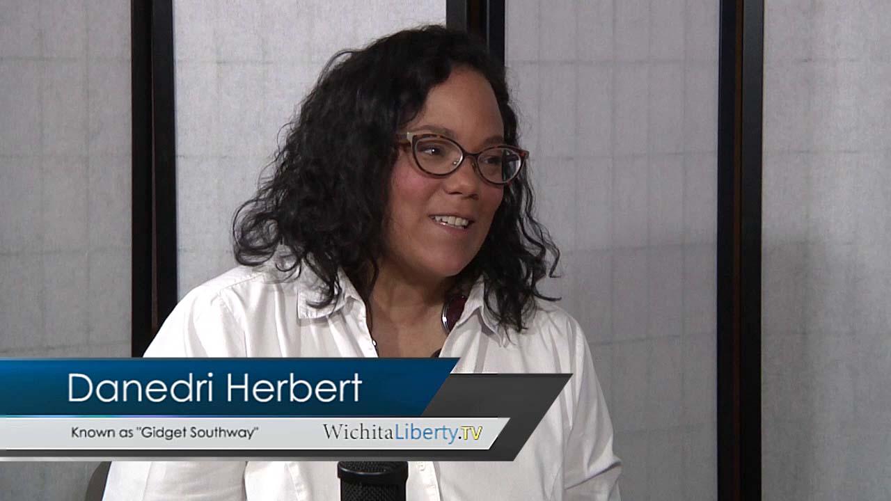 WichitaLiberty.TV: Gidget Southway, or Danedri Herbert
