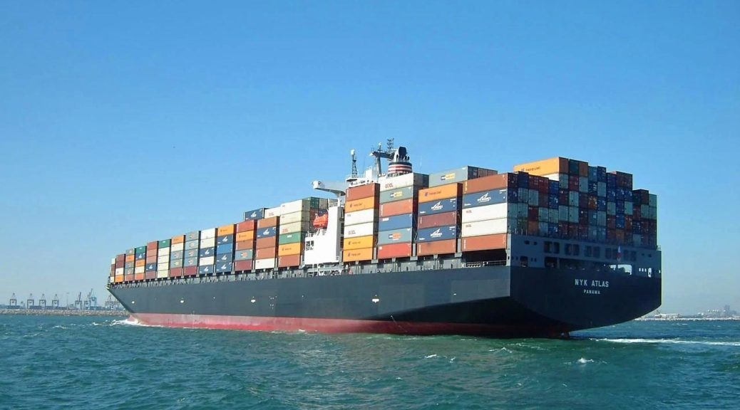 container-ship-foreign-trade