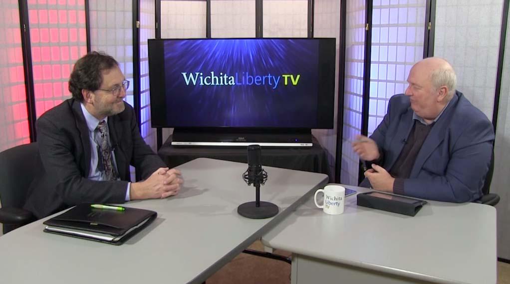 WichitaLiberty.TV: Confirming a cabinet, Kansas spending, and Kansas finances