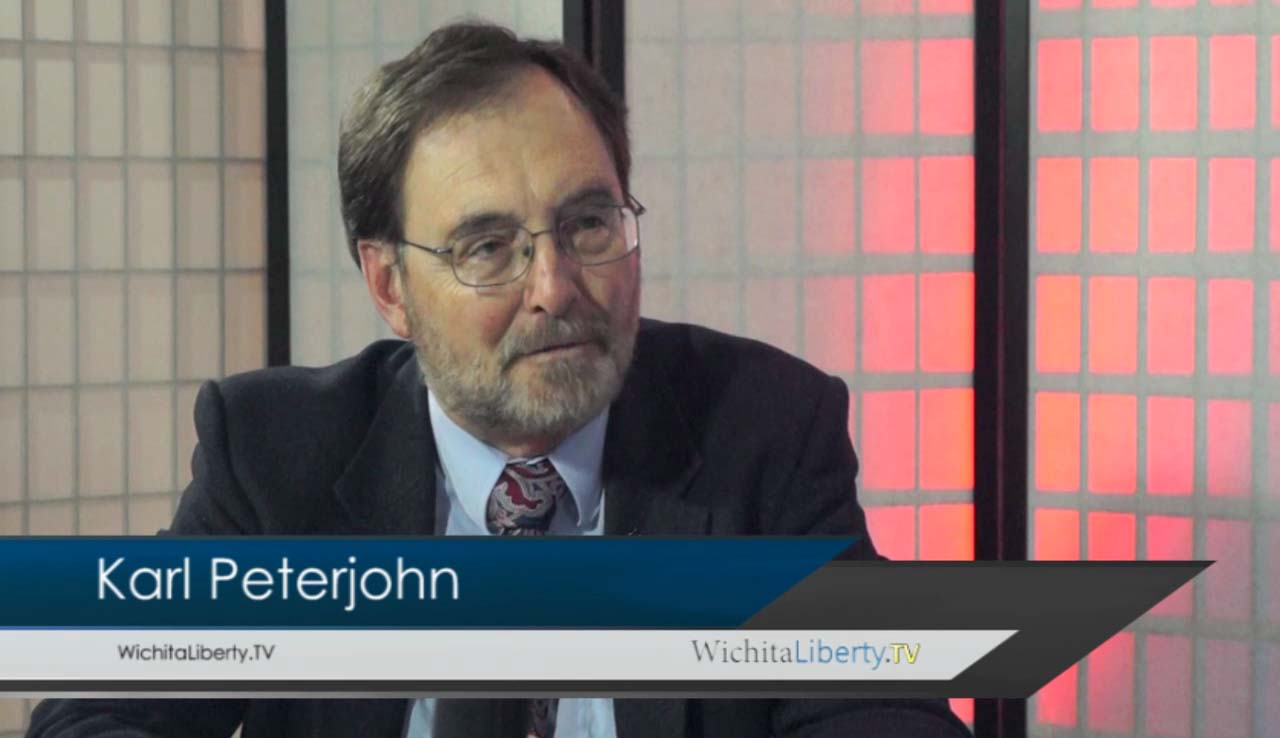 WichitaLiberty.TV: A new season, with co-host Karl Peterjohn