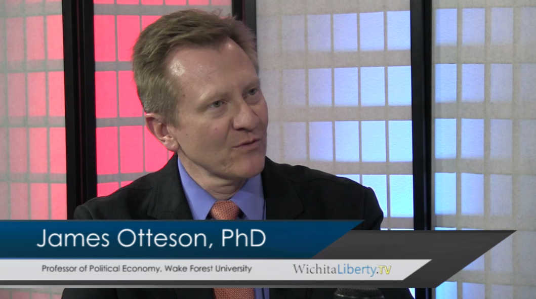 WichitaLiberty.TV: Dr. James Otteson on capitalism