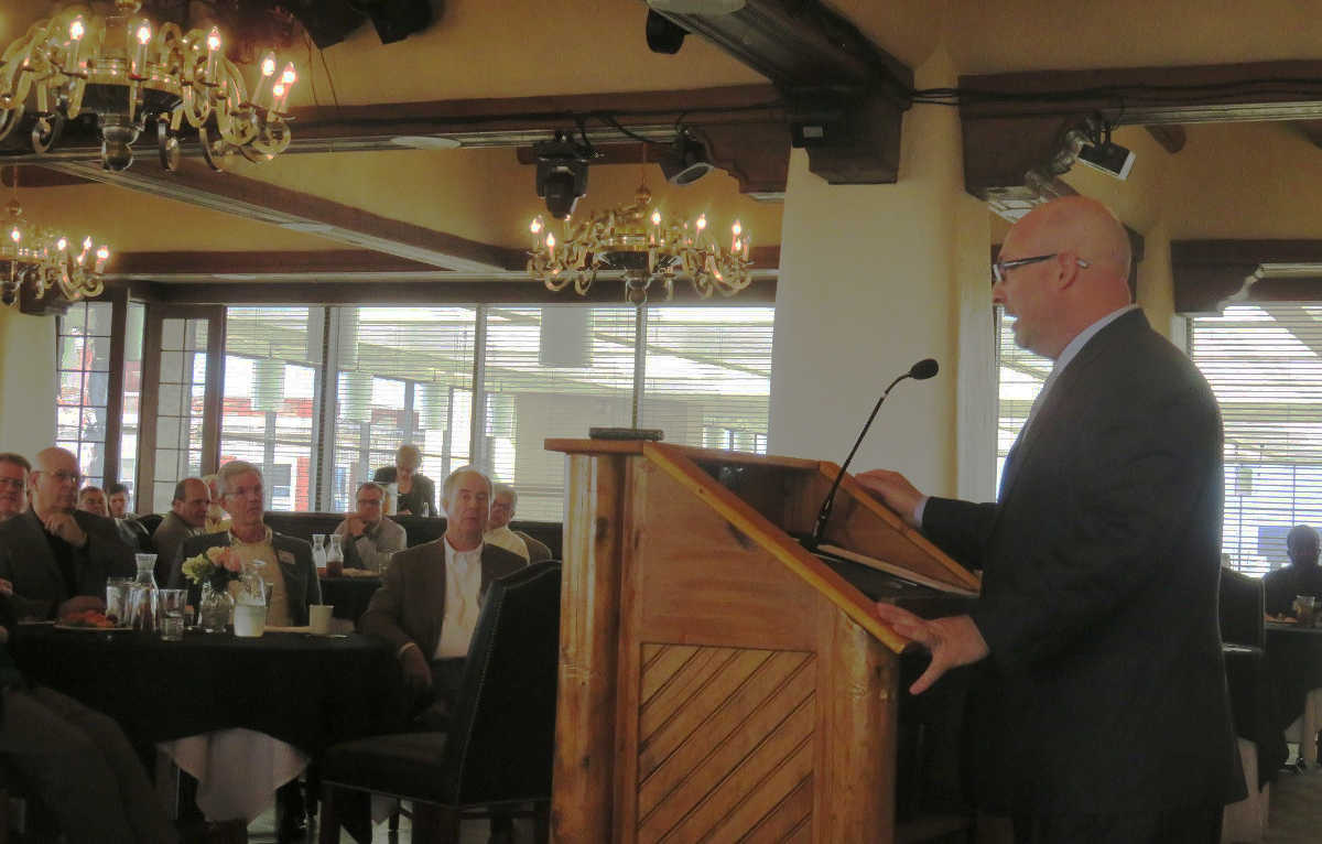 Jeff Glendening of Americans for Prosperity