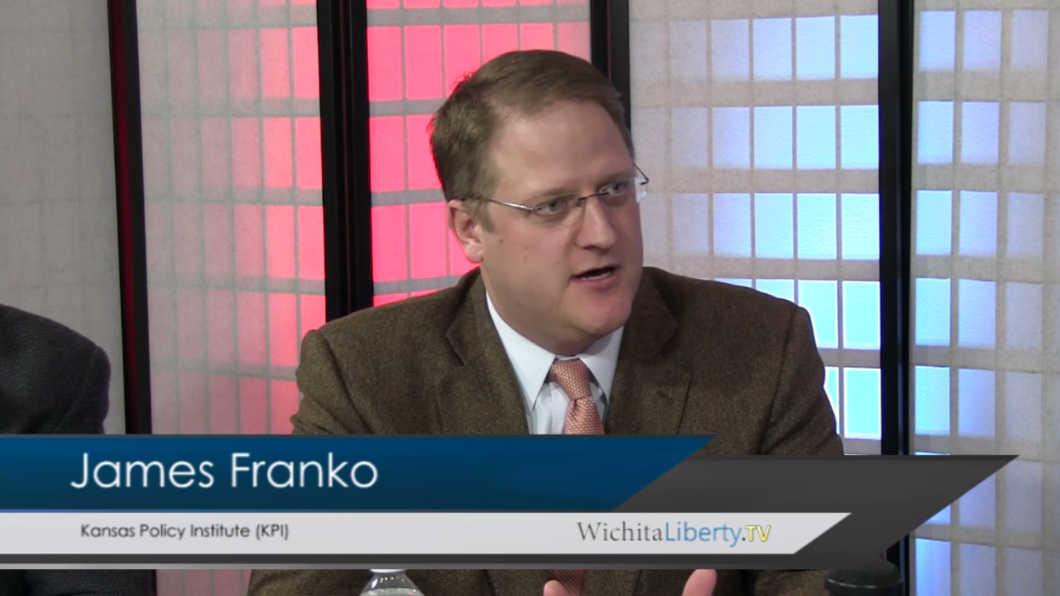 WichitaLiberty.TV: James Franko of Kansas Policy Institute