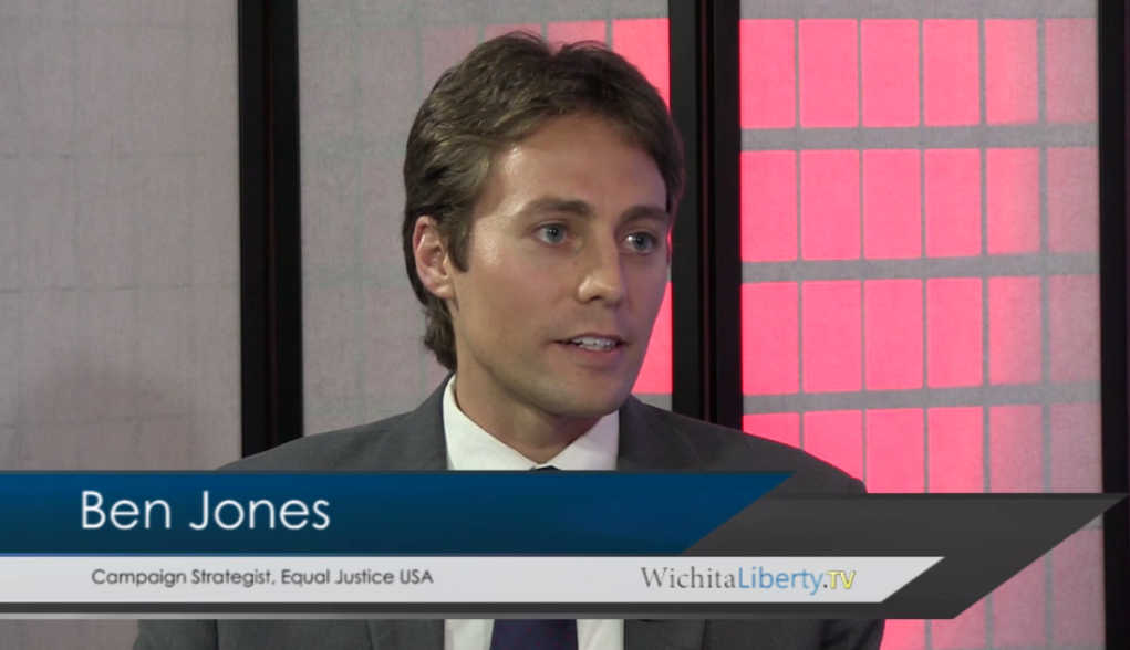 WichitaLiberty.TV: Ben Jones on the death penalty in Kansas