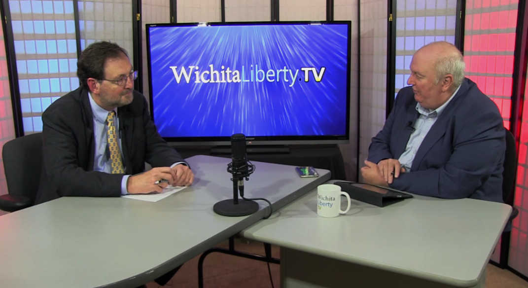 WichitaLiberty.TV: Health care in Kansas and taxes in Sedgwick County