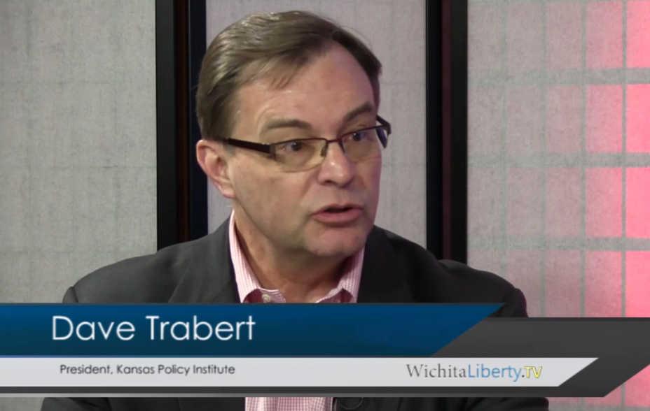 WichitaLiberty.TV: Kansas Policy Institute President Dave Trabert